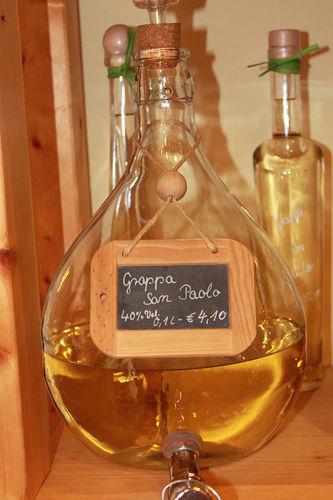 Grappa San Paolo 40%Vol