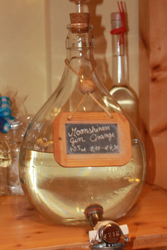Moonshiners Gin Orange 40%Vol